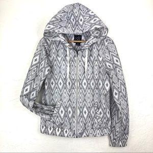EMPYRE Lightweight Hoodie Zip Up Jacket
